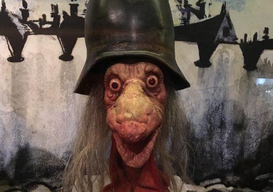 Labyrinth movie puppet